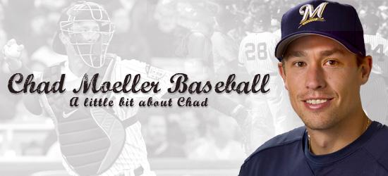 Chad Moeller Bio