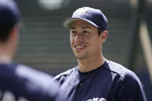 Chad Moeller Baseball Catcher